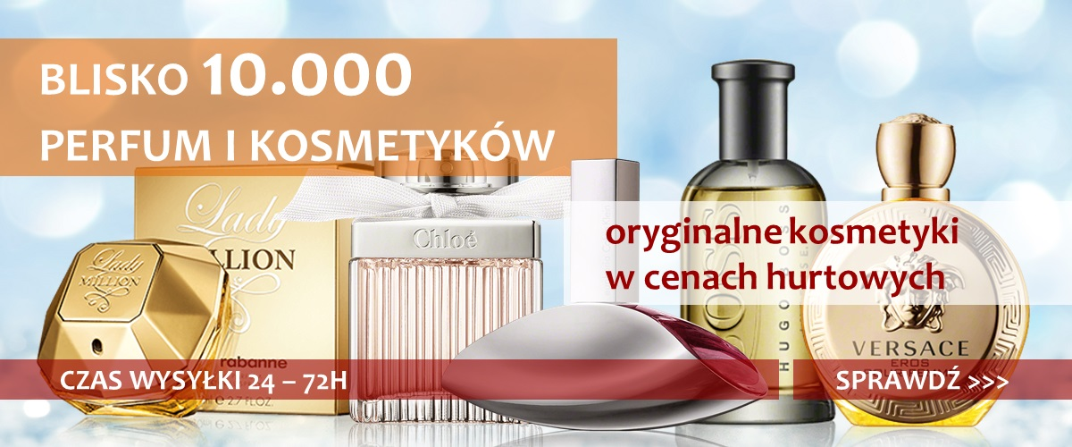Rewelacyjny Hurtownia Perfum PERFUMY-HURT.pl | Perfumy damskie, perfumy męskie. EK37
